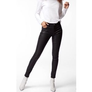 NWT J BRAND LUXE SATEEN 485 MID RISE SKINNY JEANS